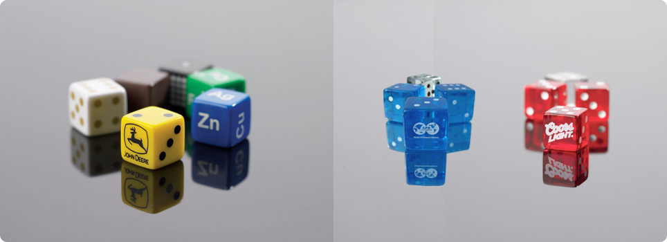 Personalized Dice